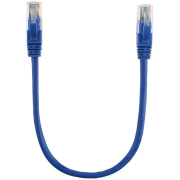 Heavy Duty CAT6 Outdoor Waterproof Network Cable Blue