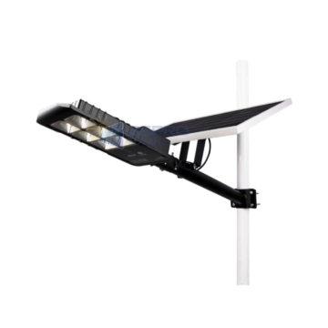 Split solar street light with super long standby