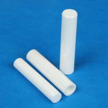 Low Thermal Conductivity YSZ Zirconia ZrO2 Ceramic Tube