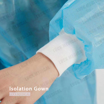 Disposable Medical Isolation Gown SMS Non-woven