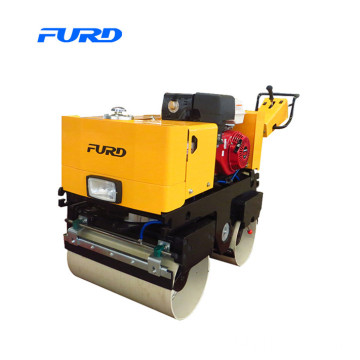 Mini Hand Road Roller Machine for Construction