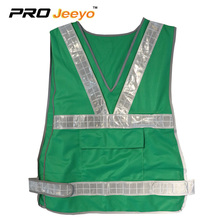High quality green  reflective vest