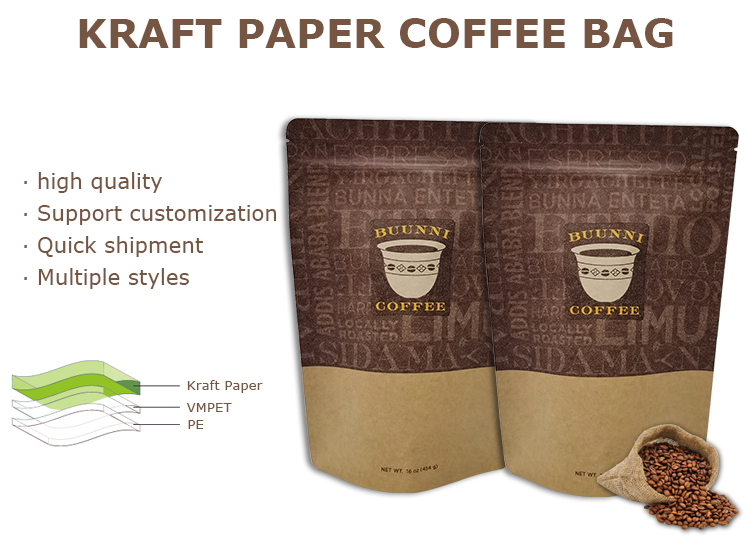paper coffee bag
