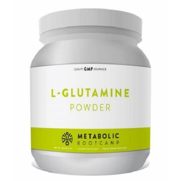l-glutamine powder pure encapsulations