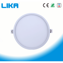 7W Integrated Rimless Round Concealed Mounted Panel Light