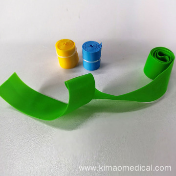 Green One-time use tourniquet volume 25*450*0.635MM