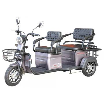 Elderly recreational passenger electric best tricycle