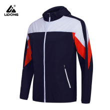 Men's nylon Hooded Jacket
