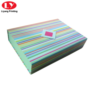 High level paperboard folding box board