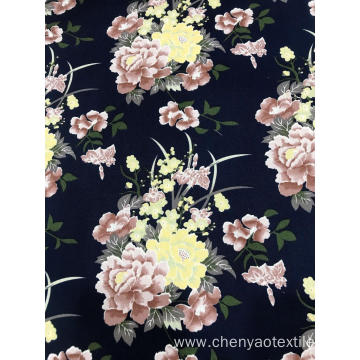 100% Cotton Stretch Twill Printing Fabric