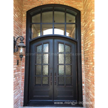 Safety Wrought Iron Door