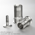 Sanitary Stainless Steel Hose Adaptor 3A