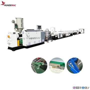 PPR PE 3 layer Co-extrusion Line
