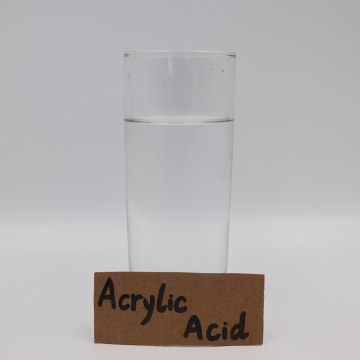 High Purity Excellent Glacial Acrylic Acid Solvent