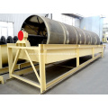 Mobile Rotary Drum Screen For Sand Gravel Separation