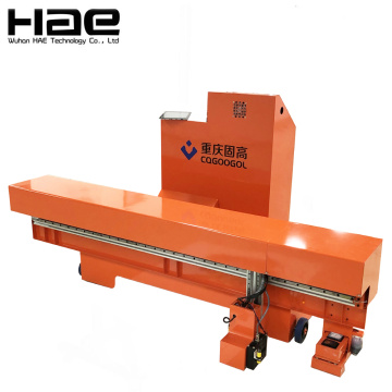 High Resoluion Shopping Mall Advertising Floor Printing Machine