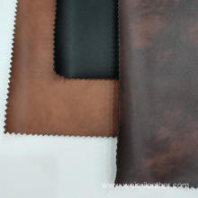 Two-tone Understated And Elegant PU Leather