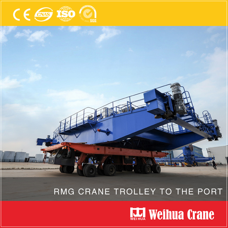 Rmg Trolley Transhipping