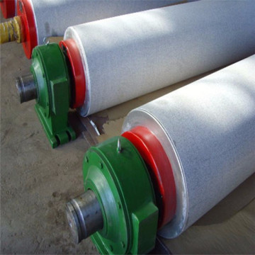 Artificial Stone Roll For Kraft Paper Machine Mill