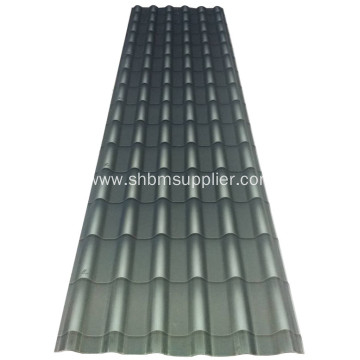 Low-Cost Fireprotection Anti-cossision MgO Corrugated Sheets