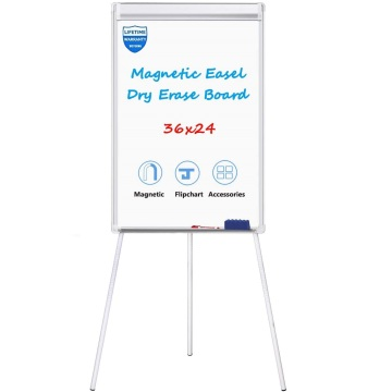 Easel Height Adjustable Dry Erase Board Tripod Stand