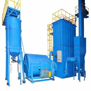 Lead Powder Machine For Battery Factory