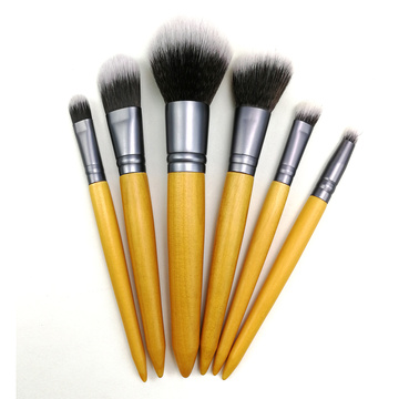 6pc makeup Brush Koleksi