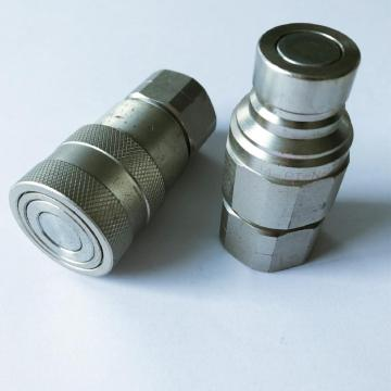 Fluid Quick Disconnect Coupling G1''