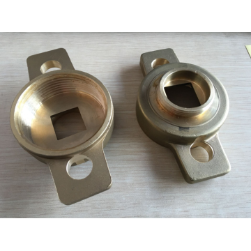 Machining Brass Dip Assembly