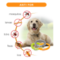 Pets Customize Supported  Flea Tick Silicone Collar