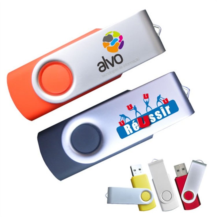 Rotating Usb Flash Drive
