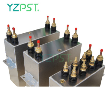 High Quality Water cooled Dc Support Capacitor 300uf