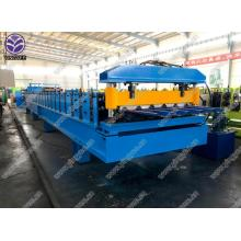 Roofing Sheet Color Coated Steel Roll Forming Machine