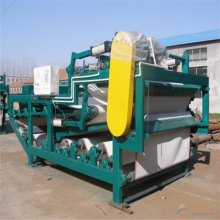 Belt Filter Press machine for sludge treatment