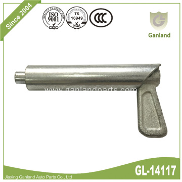 Spring Loaded Barrel Shoot Bolt Twist Lock Latch