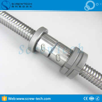 2004 Ball screw with double nut