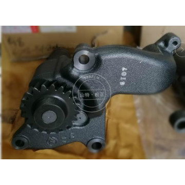 Komatsu Engine Parts S6D140 Oil pump 6218-51-2002