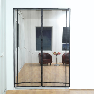screen mosquito net door mesh with magnets curtain