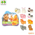 CQS625-11 CQS soft toys 9PCS with BB sound