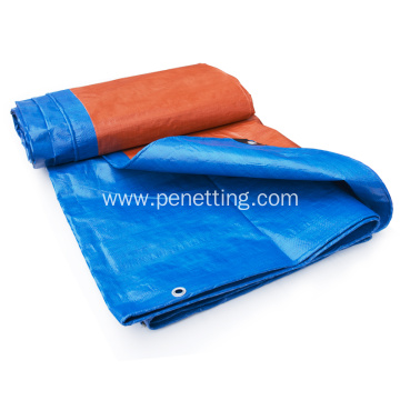 UV Resistant heavy duty PE tarpaulin roll