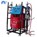 CE Polyurethane foam AB material spray machine