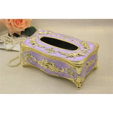European Style Tissue Box for Hotel