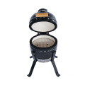 Portable Kamado BBQ Grill Mini Tabletop Barbecue Grill