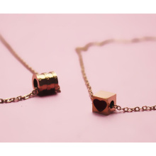 Fashion Gold Color Elegant Star Style Necklace