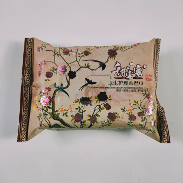 Makeup Wipes with Factory Price And Material Non-woven