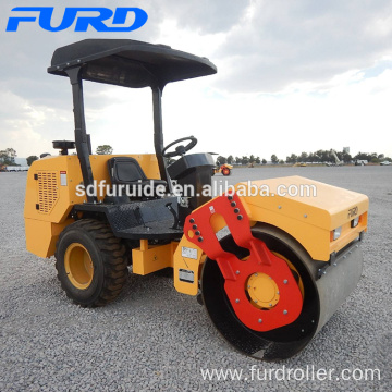 3 Ton Single Drum Soil Compaction Equipment (FYL-D203)