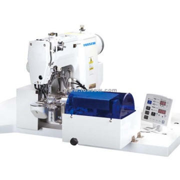 Automatic Ring-Shape Belt BarTacking Sewing Machine