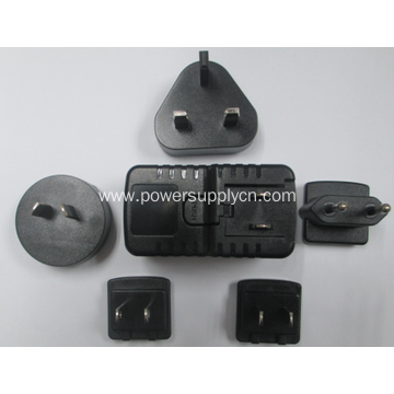 2000ma 5V 2A Detachable Plug Switching Power Adapter