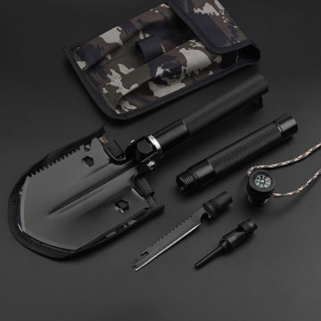 Factory Direct High Quality Folding Shovel Multi Tool