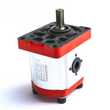 tamping machine hydraulic gear pump